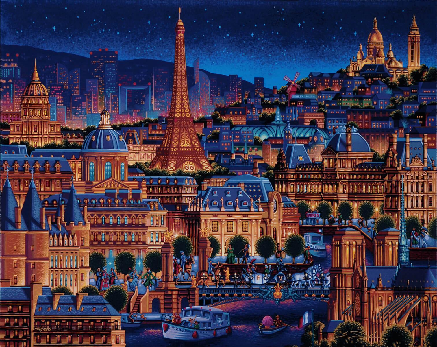 """Paris"" (2016), Eric Dowdle"