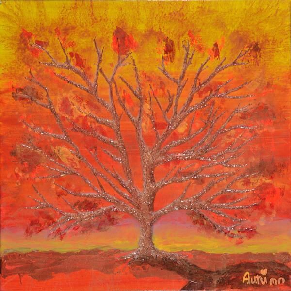 """""""Vivid Autumn"""" (2015) Autumn De Forest"""