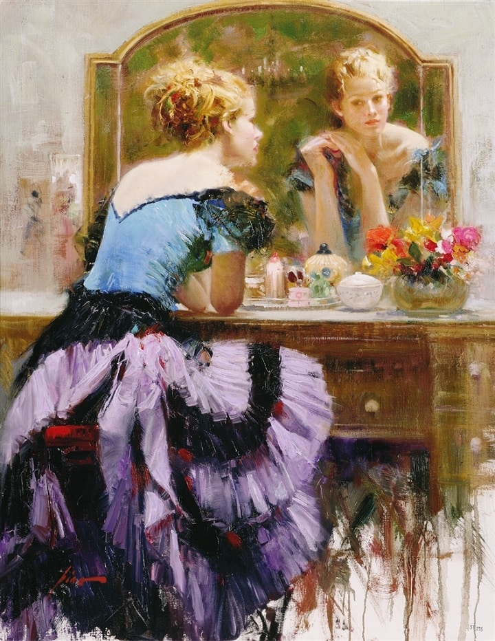 """""""By The Mirror"""""""