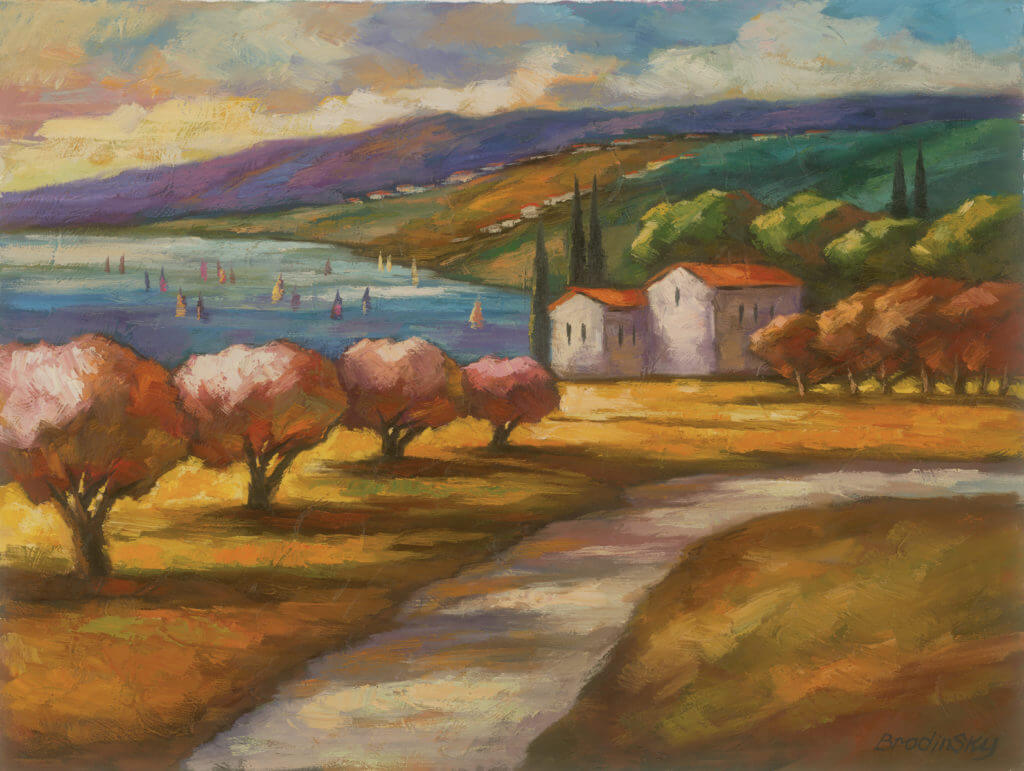 """""""Life's Journey"""" (2009) Slava Brodinsky"""