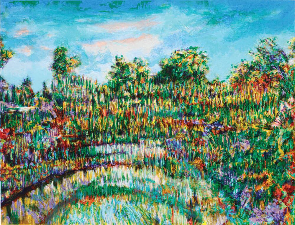 Yuval Wolfson Numero Nuevo Park West Gallery