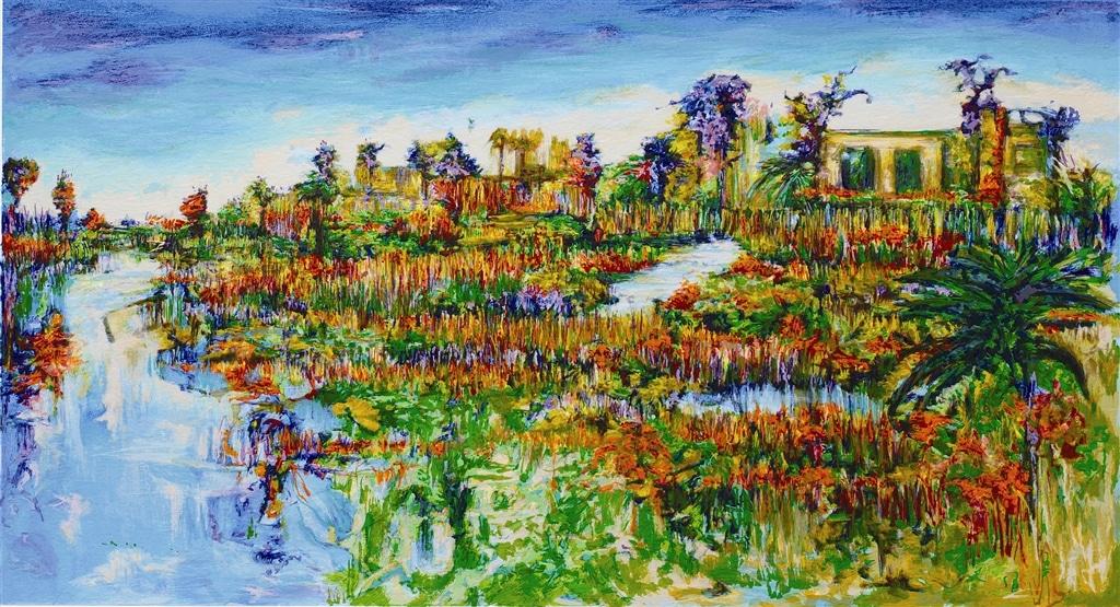 """""""Autumn Reflections"""" (2005), Yuval Wolfson"""