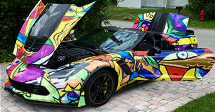 Duaiv Corvette Park West Gallery
