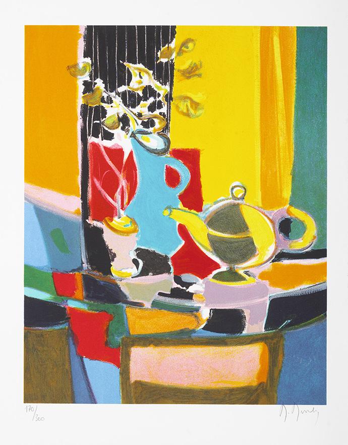 """Le Pichet Chinois"" (2004), Marcel Mouly"