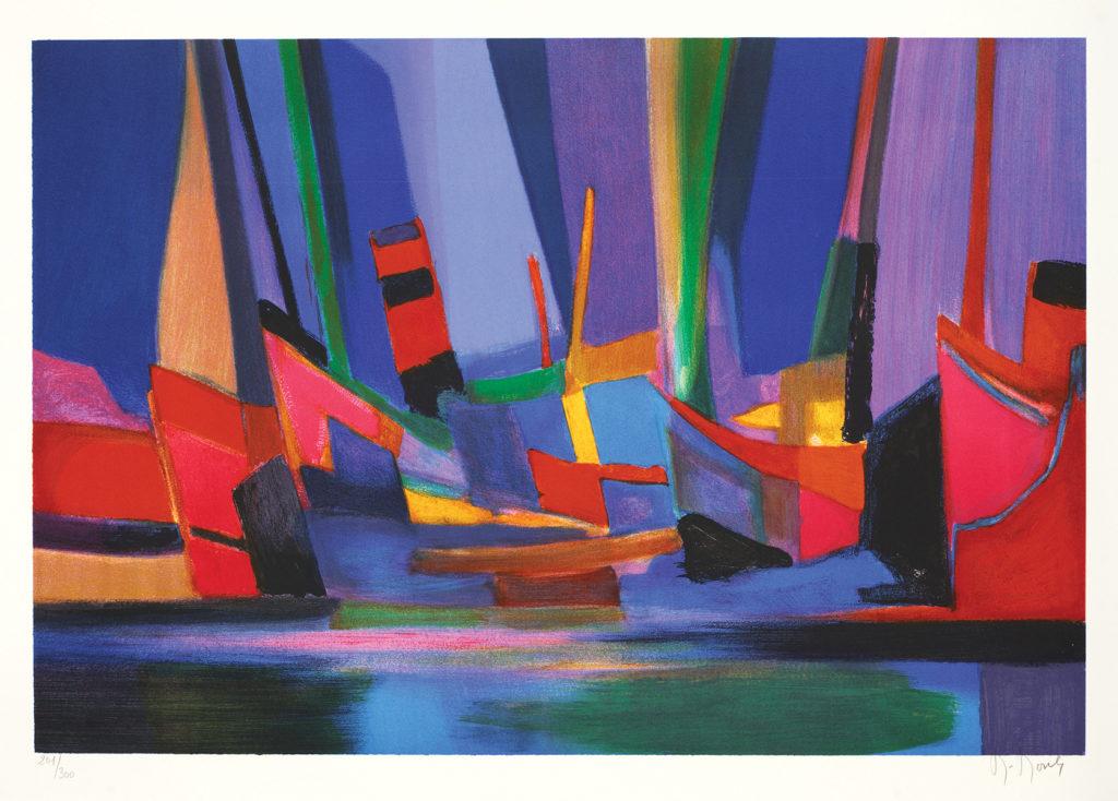"""""""Dans le Port"""" (2004) Marcel Mouly"""