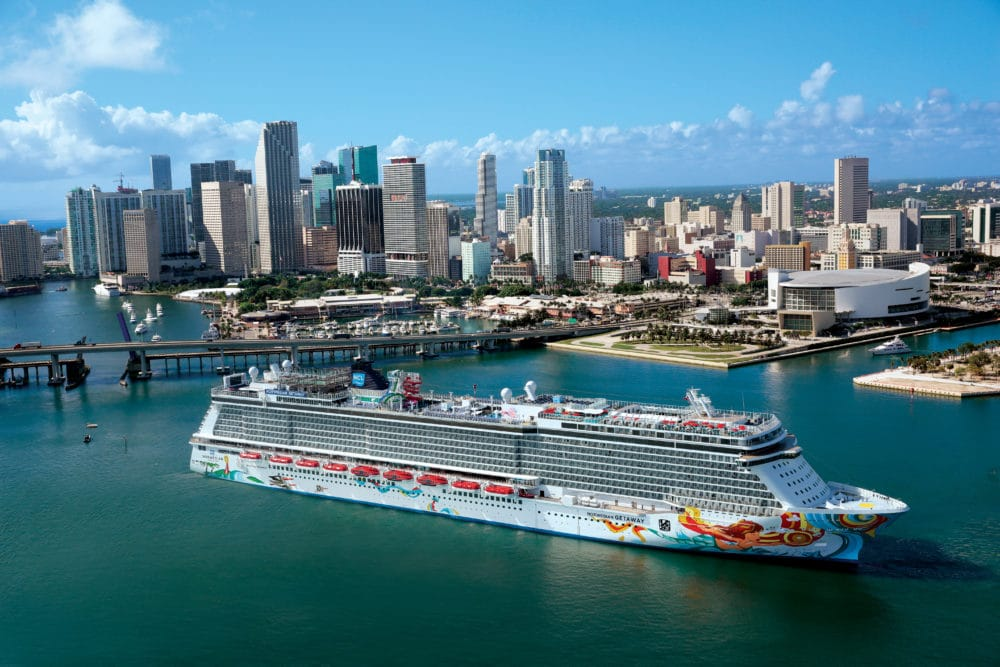 Norwegian Cruise Line Celebrates 50 Years  Park West Gallery
