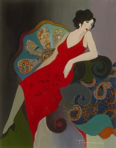 Style and Beauty Itzchak Tarkay Park West Gallery