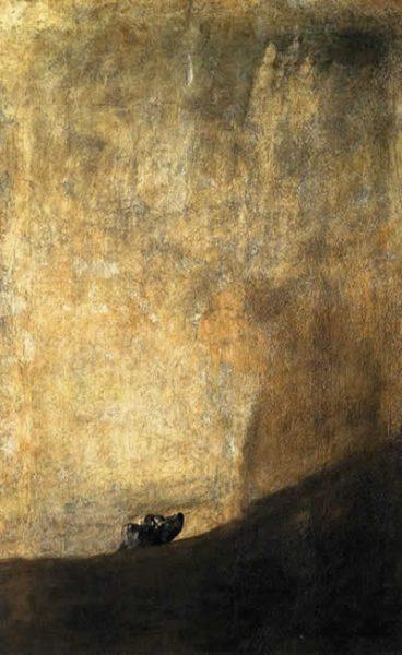 The Dog Francisco Goya Park West Gallery