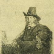 Jan Asselyn, Painter (also known as Crabbetje) Rembrandt Van Rijn Park West Gallery