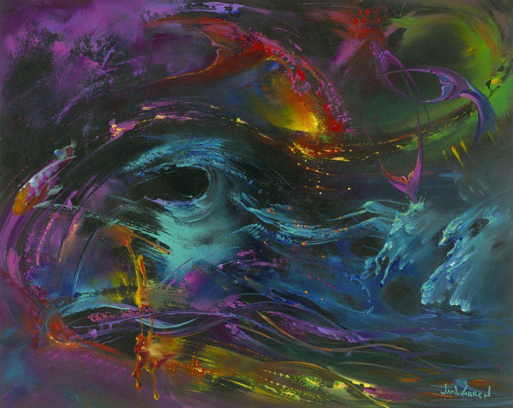 Jim Warren Seas of Living Color
