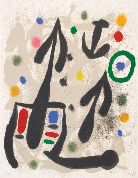 Behind the Artist: Joan Miró
