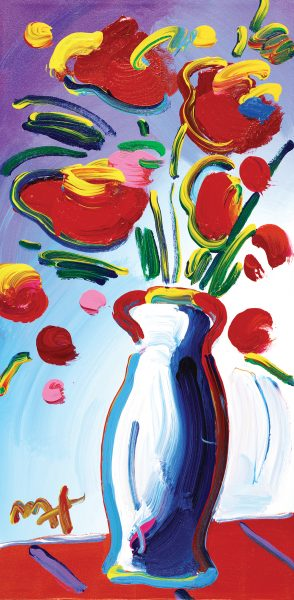 Collectors Share Love Of Peter Max With University Of Michigan