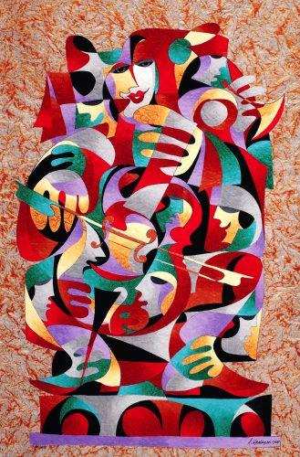 Interlude Anatole Krasnyansky Park West Gallery