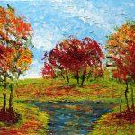"""Field and Stream Alexandre Renoir Park West Gallery"