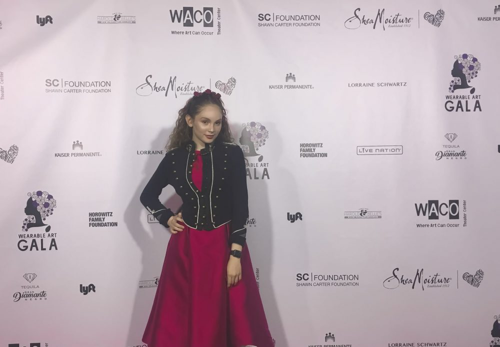 Autumn de Forest Wearable Art Gala