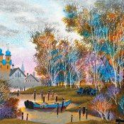 fisherman's Wharf Anatole Krasnyansky Park West Gallery
