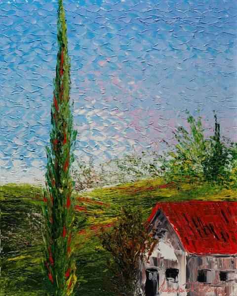 Alexandre Renoir New Day Park West Gallery