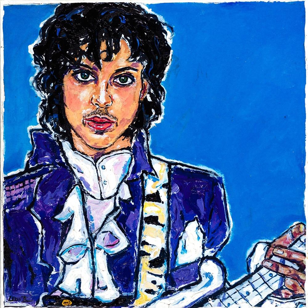 Purple Rain Prince Leslie Lew