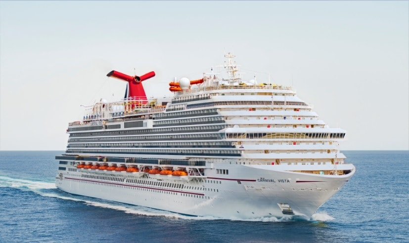 Carnival Begins Construction Of New Cruise Ship  Park
