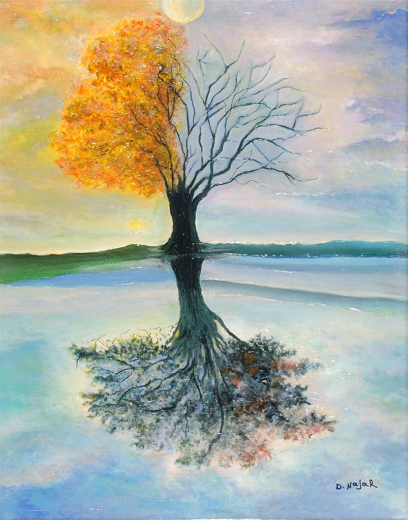 """The Seasons"" (2016), David Najar."