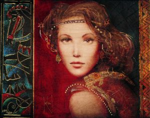 Vermillia Csaba Markus Park West Gallery