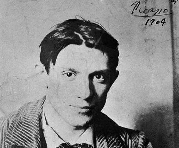 Pablo Picasso, 1904