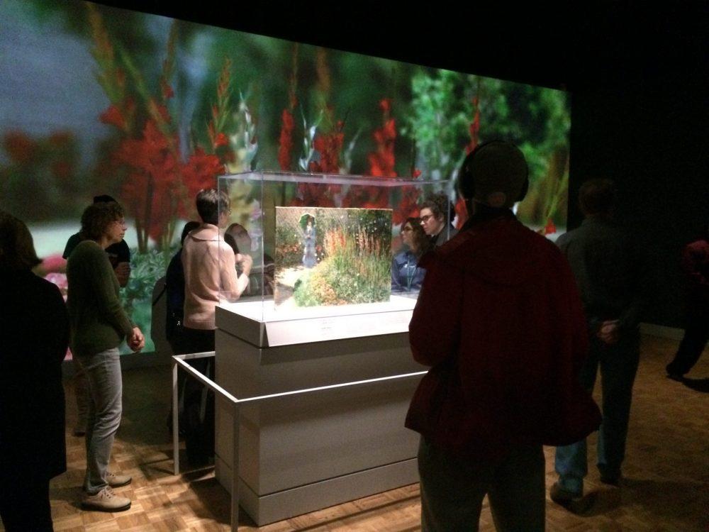 Monet Detroit Institute of Arts Park West Gallery