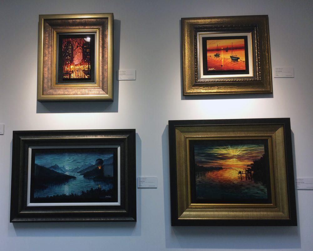 Matt Beyrer Park West Gallery caldograph