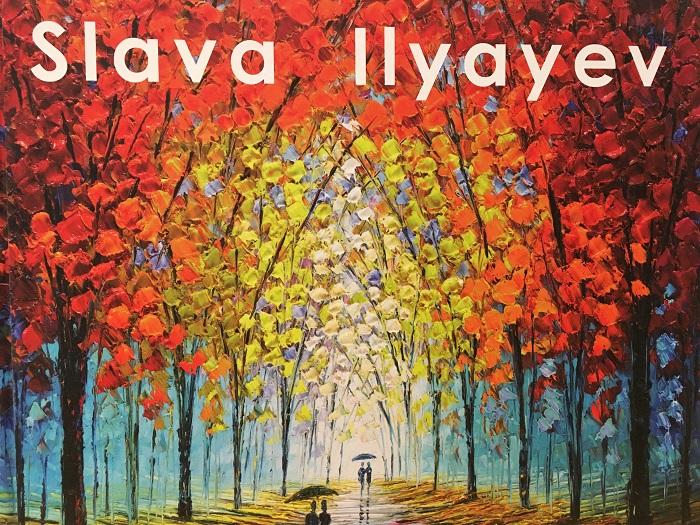 """Slava Ilyayev"" by artist Slava Ilyayev, Park West Gallery art book"