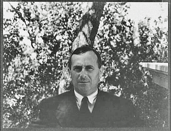 Joan Miró (1935). Courtesy of Wiki Commons/Library of Congress.