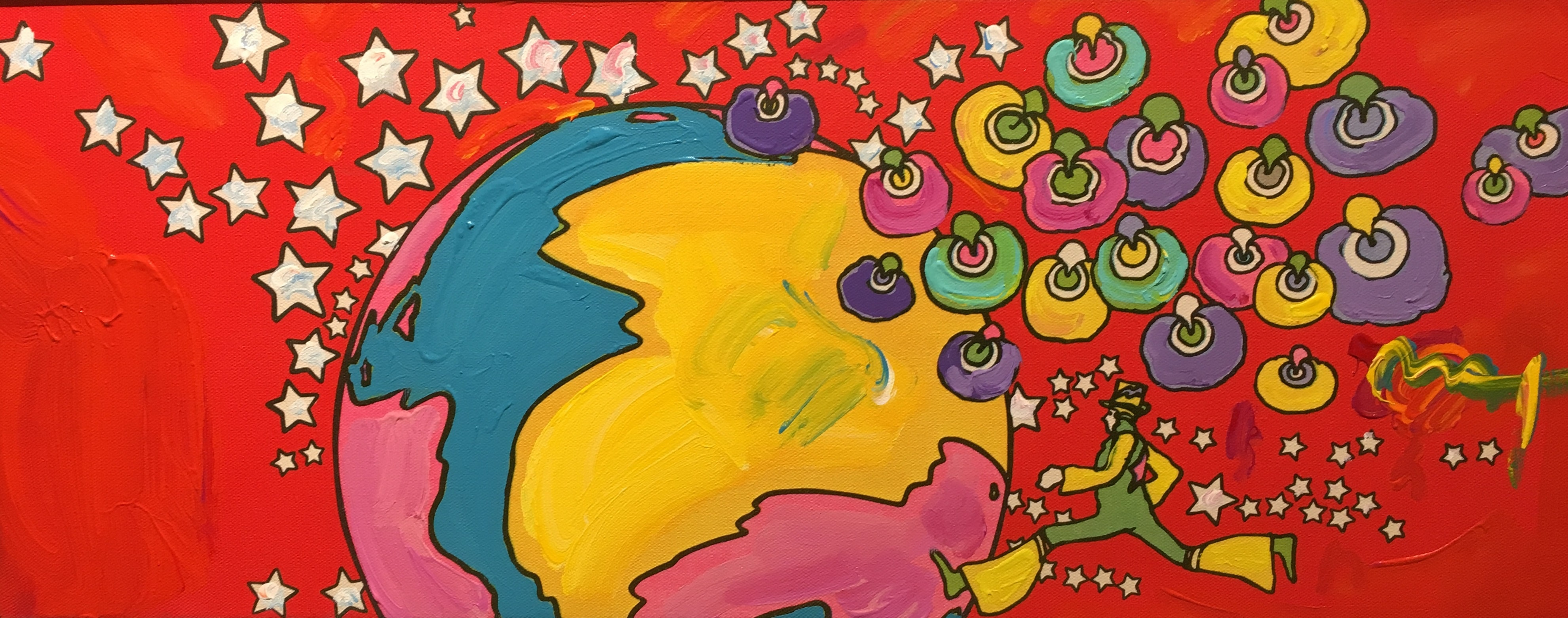 Peter Max, art quotes