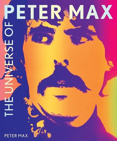 """""""The Universe of Peter Max"""" Park West Gallery art book"""