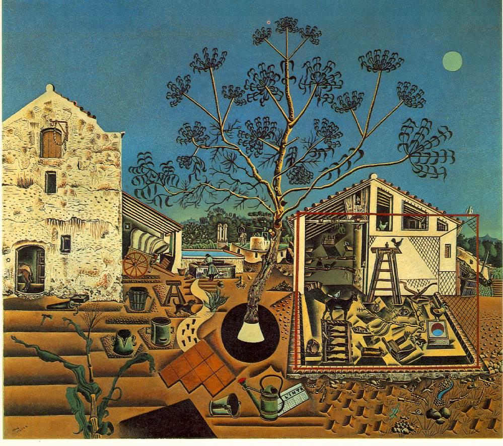Joan Miro the Farm