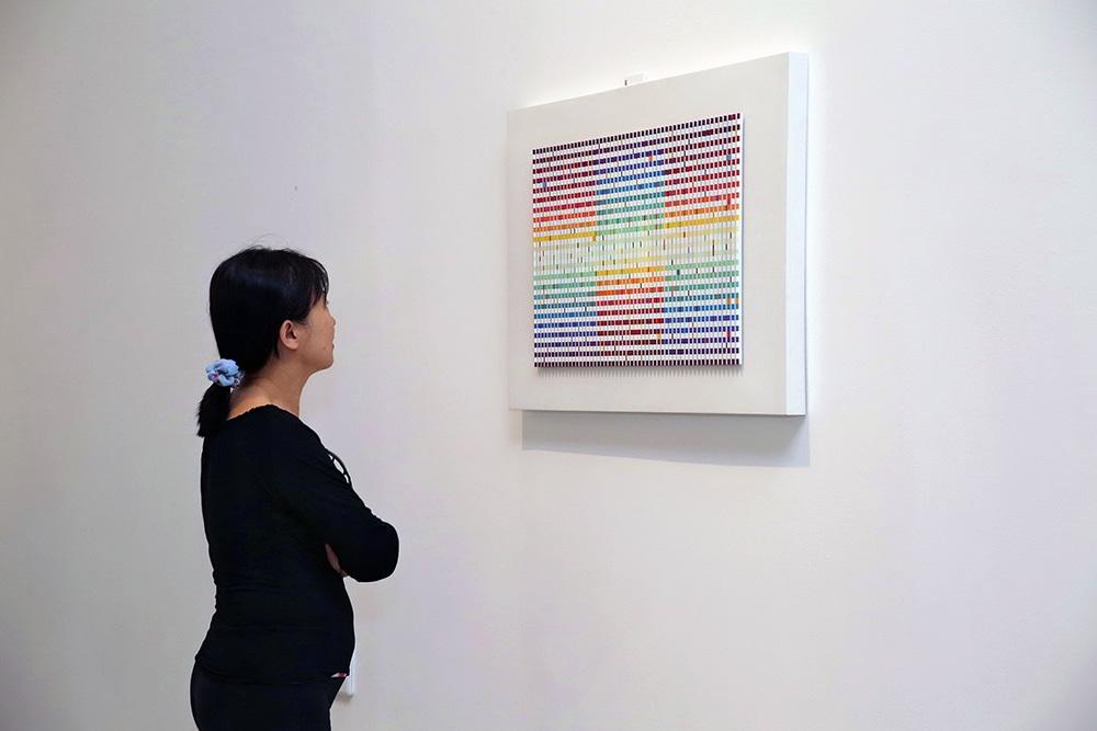 Yaacov Agam Park West Gallery