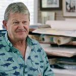 Guy Harvey at his studio in Grand Cayman, Guy Harvey art, Park West Gallery