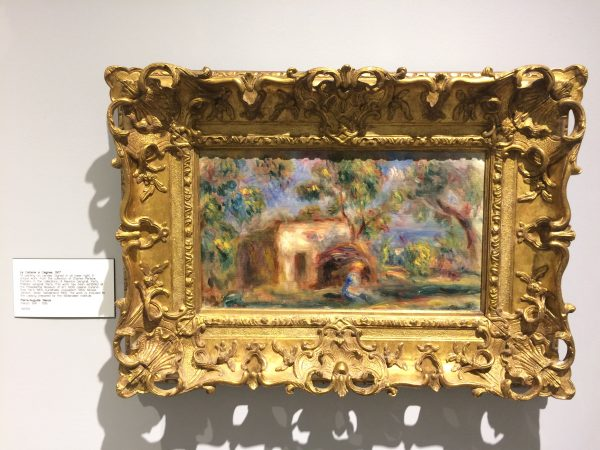Pierre-Auguste Renoir Park West Gallery