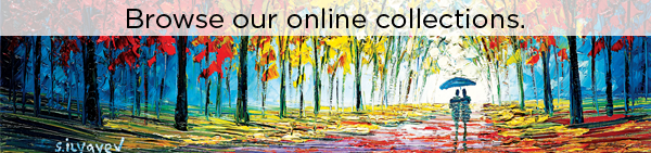 Browse our online collections, Park West Gallery, art auctions