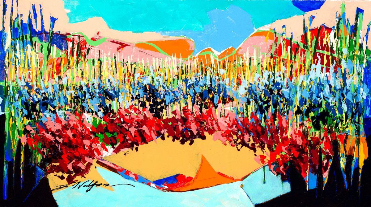 Yuval Wolfson Park West Gallery