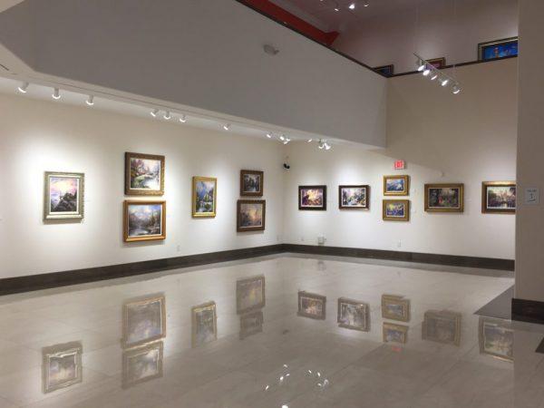 Thomas Kinkade Park West Gallery