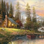Park West Gallery Thomas Kinkade