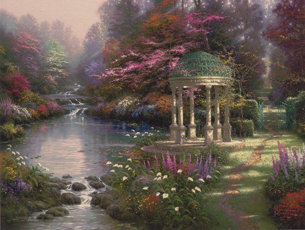 Park West Gallery Thomas Kinkade