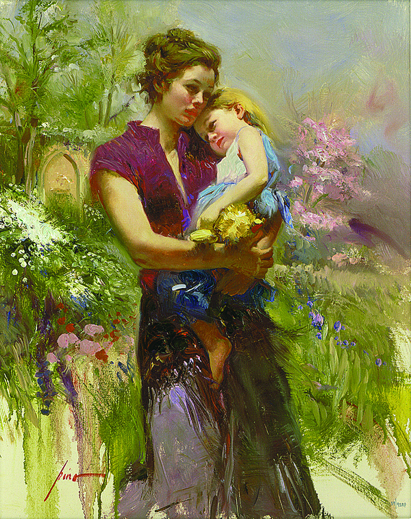 """""""The Safety of Love"""" (2008), Pino, Mother, Mother's Day"""
