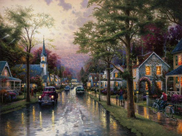ParkWest Gallery Thomas Kinkade