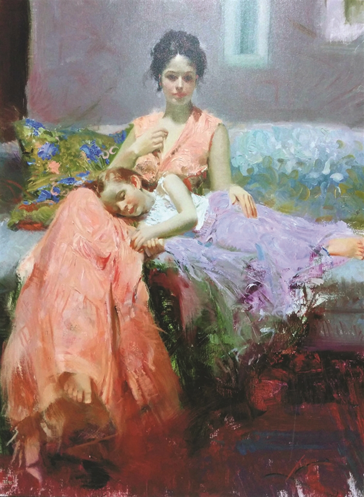 """Lilly Sleep"" (2006), Pino, Mother, Mother's Day"