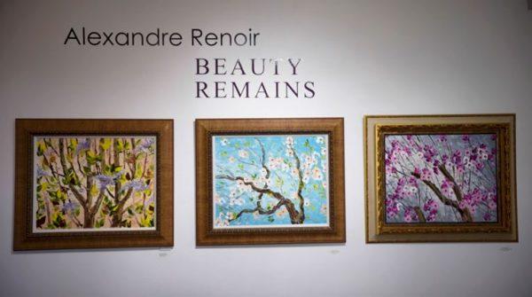 Monthaven Arts and Cultural Center Alexandre Renoir