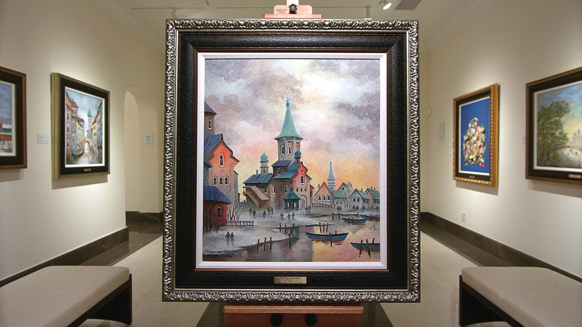 Artwork by Anatole Krasnyansky