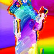Peter Max Statute of Liberty