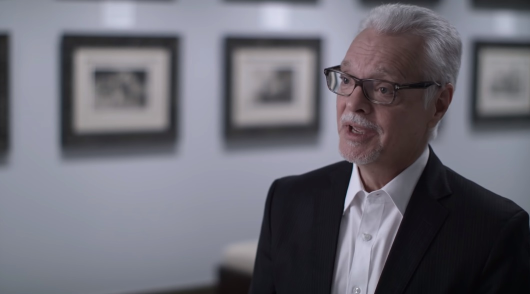"""Morris Shapiro, Park West Gallery Director and host of the """"Behind the Artist"""" podcast"""