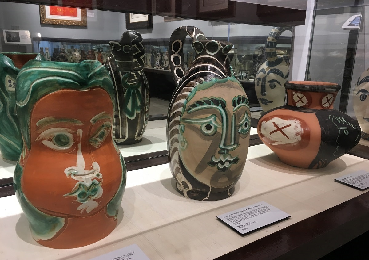 Picasso Ceramics How Pablo Picasso Changed Pottery Forever