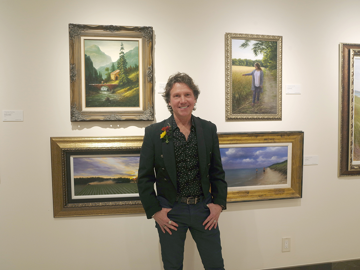 Thomas Tunney Park West Gallery